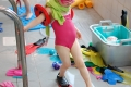 Deguisement-en-piscine